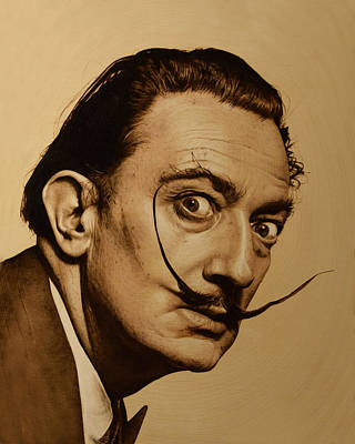 Cooky Photograph - Dali by Suzanne Roach