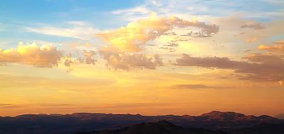 Dali's Sky Art Print by Mike Hill