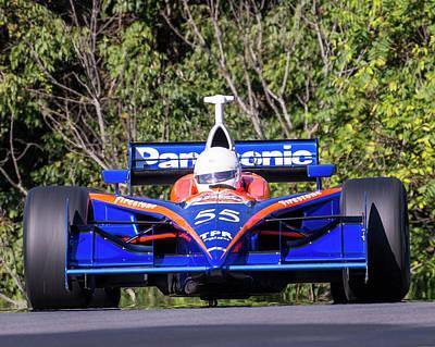Photograph - Dallara Panther #55 by Alan Raasch