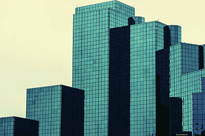 Photograph - Dallas Architecture 18  by Roberta Byram