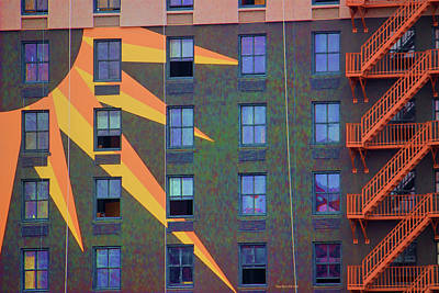 Photograph - Dallas Architecture 22 by Roberta Byram