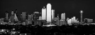 Photograph - Dallas Bw 072816 by Rospotte Photography