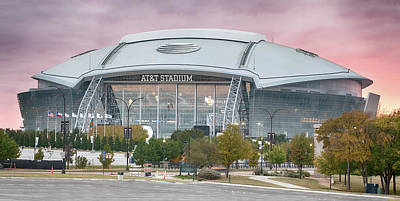 Photograph - Dallas Cowboys 1114 by Rospotte Photography
