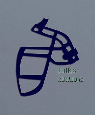 Dallas Cowboys Photograph - Dallas Cowboys Retro by Joe Hamilton