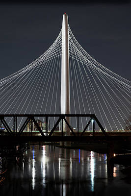 Photograph - Dallas Crossing Over 0222418 by Rospotte Photography