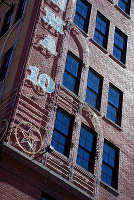 Photograph - Dallas Historic District by Kenny Glover