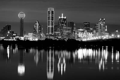 Photograph - Dallas No More Rain by Rospotte Photography