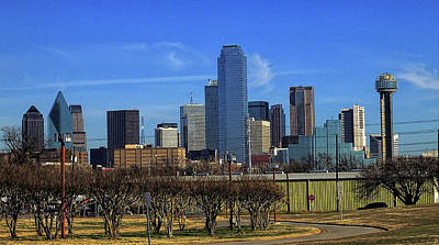 Photograph - Dallas by Philip A Swiderski Jr