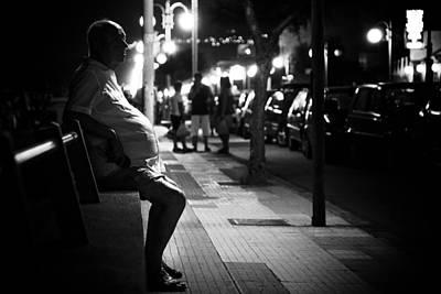 Photograph - Dalle Panche Di Un Lungomare by Alfio Finocchiaro