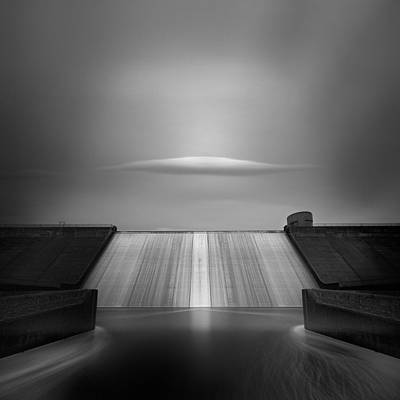 Dam Photograph - Dam Cloud by Andy Lee