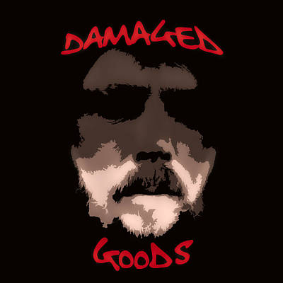 Digital Art - Damaged Goods by Philip A Swiderski Jr