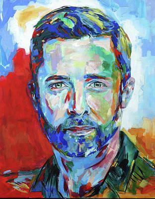 Painting - Dan Maag by Koro Arandia