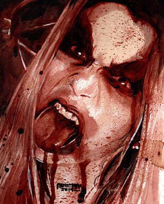 Dana Duffey - Demonic Christ Original