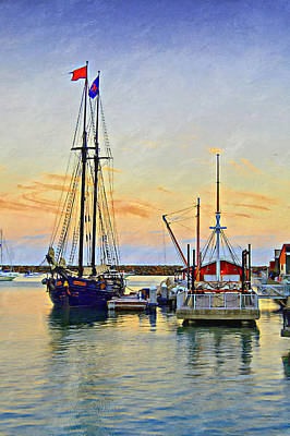 Photograph - Dana Point Harbor - Tall Ship by Glenn McCarthy Art and Photography