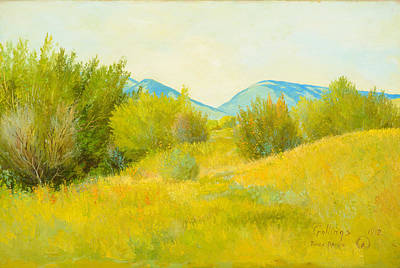 Ranch Painting - Dana Ranch  by Celestial Images