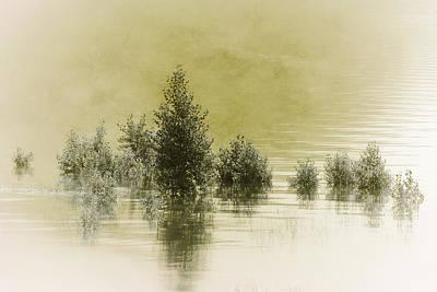Photograph - Danau Hantu by Greg Collins