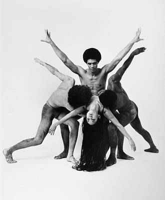 Dance: Alvin Ailey Print by Granger