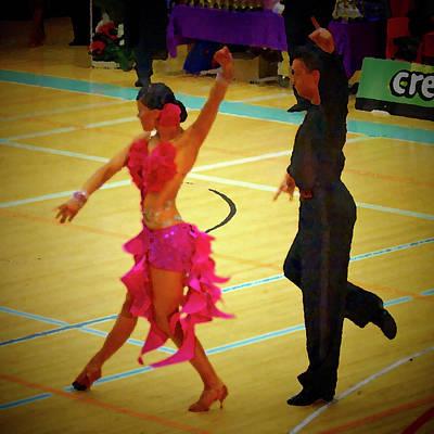 Photograph - Dance Contest Nr 06 by Jouko Lehto
