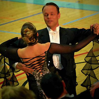 Photograph - Dance Contest Nr 10 by Jouko Lehto