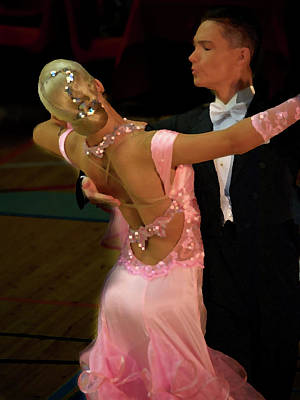 Photograph - Dance Contest Nr 12 by Jouko Lehto