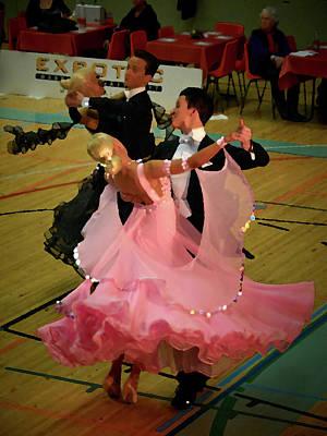 Photograph - Dance Contest Nr 13 by Jouko Lehto