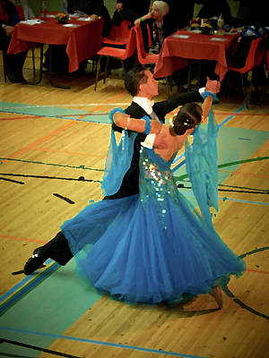 Photograph - Dance Contest Nr 14 by Jouko Lehto
