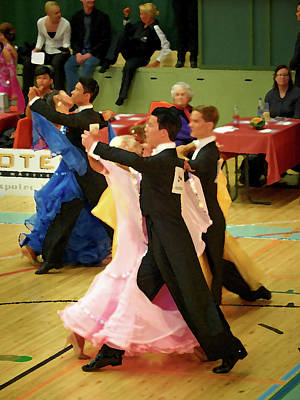 Photograph - Dance Contest Nr 18 by Jouko Lehto