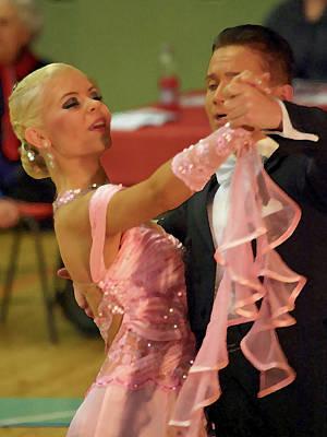 Photograph - Dance Contest Nr 19 by Jouko Lehto