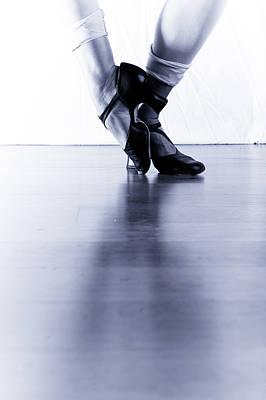 Photograph - Dance Feet 1 by Scott Sawyer
