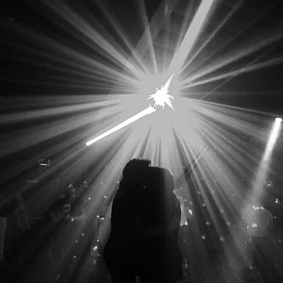 Photograph - Dance Floor Couple by Susan Detroy