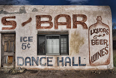 Photograph - Dance Hall by Ron Weathers