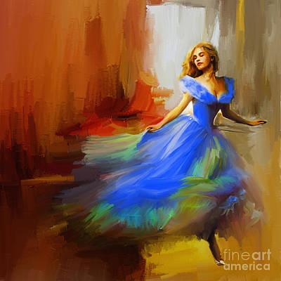 Dance In A Dream Original by Gull G