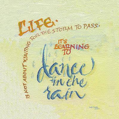 Dance In The Rain Original