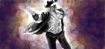 Dance Michael Jackson Pop King Original by Florence Lee