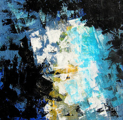 Painting - Dance Of The Light by Diane Desrochers