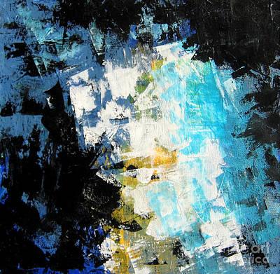 Dance Of The Light Art Print