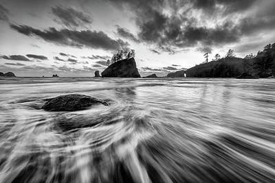 Photograph - Dance Of The Tides by Mike Lang