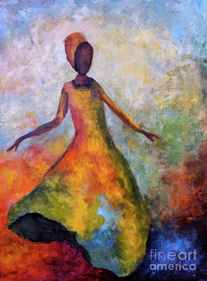 Painting - Dance by Shelley Bain