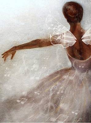 Photograph - Dance Sing Love by Michele Carter