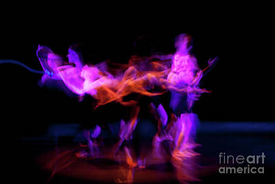 Photograph - Dance Tree by Scott Sawyer