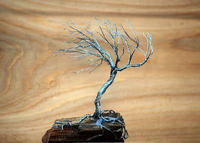 Sculpture - Dance With The Wind by Gwendolyn Frazier