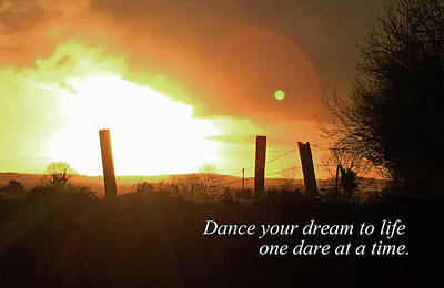 Patriotic Signs - Dance Your Dream to Life by Dawn Richerson
