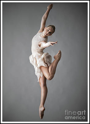 Photograph - Dancer 1 by Michael Edwards