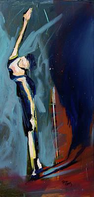 Painting - Dancer 2 by Drew Davis