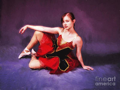 Dancer No. 6  ... Art Print