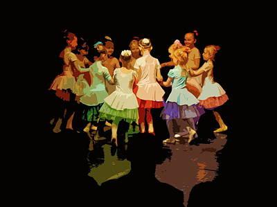 Photograph - Dancers by Jouko Lehto