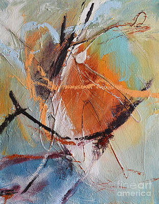 Painting - Dancing by Cher Devereaux