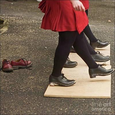 Photograph - Dancing Feet by Liz Alderdice