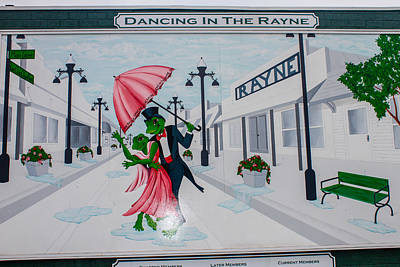 Photograph - Dancing In The Rayne by Robert Hebert