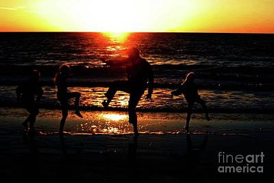 Photograph - Dancing In The Sun by Gary Wonning
